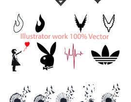 #33 for Re- Design/ Trace these 12 Logos af mrshamsjaman