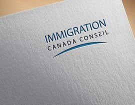 #45 for Immigration Canada Logo af harunpabnabd660