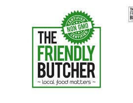 #103 for The Friendly Butcher business logo af vinu91