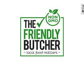 #105 for The Friendly Butcher business logo af vinu91