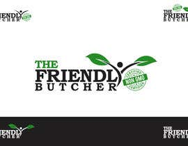 #186 for The Friendly Butcher business logo by vinu91
