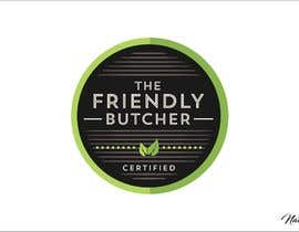 #162 for The Friendly Butcher business logo af Signsat7