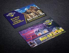 """nº 18 pour 4"""" x 6"""" Roofing post card par yes321456"""