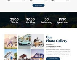 #12 for Design a homepage for office room rental website by hadayethm1999