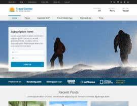 #5 para Create a WordPress Template por jahangir505