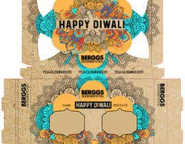 #33 pentru Packaging Box for Diwali - Dry fruits and Nuts Box de către AVALONcreativos