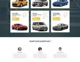 nº 30 pour Build a Chauffeur car service website par Saheb9804
