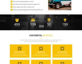 #40 for Build a Chauffeur car service website af Saheb9804
