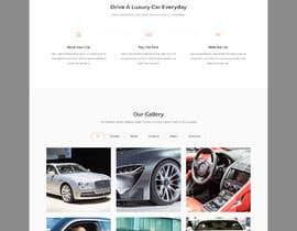 #43 for Build a Chauffeur car service website af ZaraBhakya