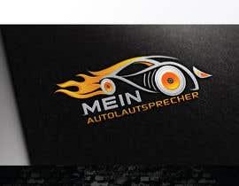 #114 dla Design a Logo for a Car Speaker Seller przez fourtunedesign