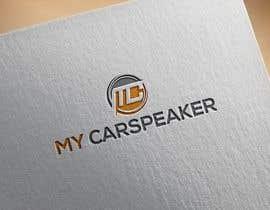 #119 dla Design a Logo for a Car Speaker Seller przez muktaakterit430