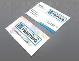 #125 for Design Business Cards with Spot UV and Foil by AnimashMondal