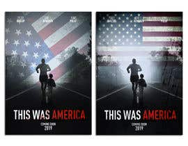 #7 untuk THIS IS AMERICA - FEATURE FILM POSTER oleh juliapomodoro