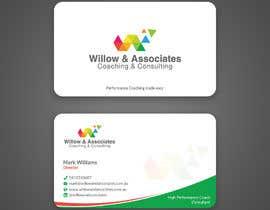 nº 298 pour Business Cards - Willow par anuradha7775