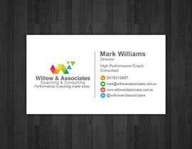 nº 3 pour Business Cards - Willow par papri802030