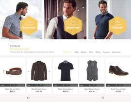 Nro 5 kilpailuun Website Re-design & Product portfolio addition käyttäjältä devanshai