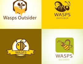 #4 za I need a logo designed for a Fan Magazine and Web Presence covering the English Rugby Club Wasps. The name to used is: Wasps Outsider. This all independent from the club. Please view for www.wasps.co.uk for reference and ideas. od MOOVENDHAN07