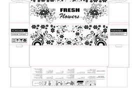 #17 pentru Design me a floral box de către Apurbohossain177