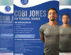 nº 60 pour Personal Training Flyer/Poster 2 par mmhmonju