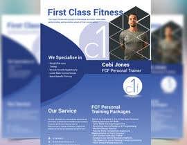 nº 53 pour Personal Training Flyer/Poster 2 par mdarifkabir