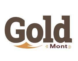 #3 para Logo ideas for Gold Mont de nayeema242