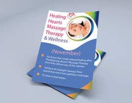 amritamree tarafından 3 Massage Therapy Flyers (October, November, December) için no 17