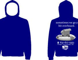 #34 for Design our Company Sweatshirts by danettelinde