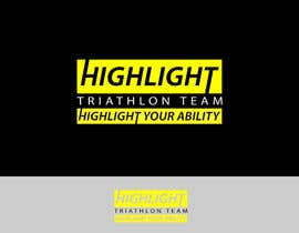 #25 cho Logo Design for Highlight Triathlon Team bởi WebofPixels