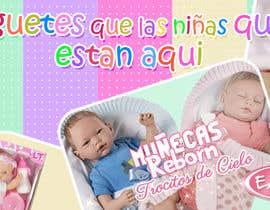 #9 , Diseñar Banner Muñecas Juguetes 来自 ARMANDOPANTOJA