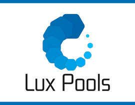 #2 untuk My Business name is ( Lux Pools ) I'm trying to find a professional and unique design around the concept of pool installation. it must look professional and have a color theme of blue. oleh aquibp91