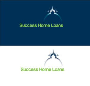 #411 for Logo Design for Success Home Loans by SteveReinhart