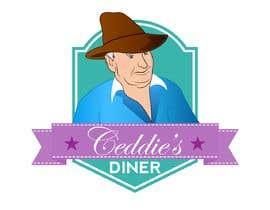 #52 untuk Sign/Logo - Ceddie's DINER oleh wanaku84