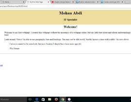 Nro 4 kilpailuun Wordpress Website layout and design needed (no content needed). This should be a simple project käyttäjältä muhaznazabdi