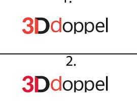Monowar8731 tarafından Create a logo for the word DOPPEL için no 864