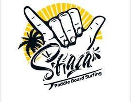 graphicshape tarafından Design a Logo: Paddle Board Surfing Company için no 50