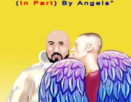 #14 for Illustrate a Book Cover with original art (man, a prophet, walking on beach with angel) af sonnybautista143