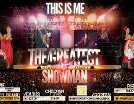 MdPkMasud tarafından The Greatest Showman Poster için no 29