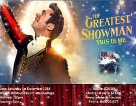 KamranButtwah tarafından The Greatest Showman Poster için no 33