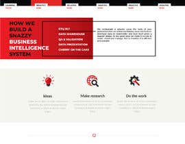 #1 para Need a 3 page Static Website design por amir86