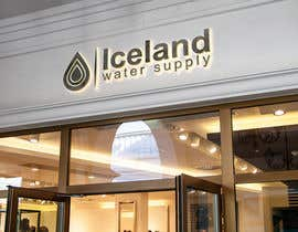 #167 for Need a logo for a company that supply water from Iceland in bulk by kamrul2018