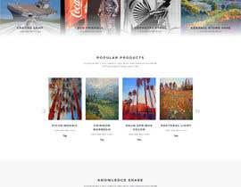 #12 for Website redesign af Kawsarahmed1996