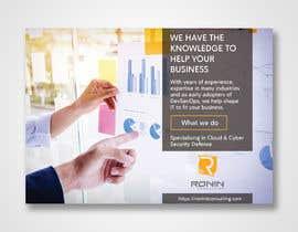 #52 untuk Business to Business advert for print oleh dinesh0805