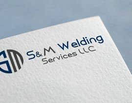 #5 for Name of my business is S&M Welding Services LLC. I want the S&M to be done as an aluminum  weld in progress with a tig rig and wire at the end of the M. I want welding services llc to be included somewhere in the image to show the complete company name. by batuhanaydn