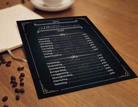#16 for Design an Internet Cafe/Restaurant Menu af shsanto