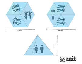 mdmominulhaque tarafından Simple design for tent layout için no 7