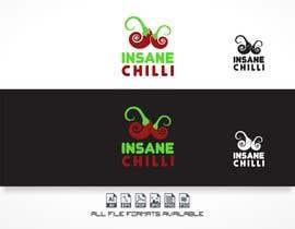 #30 untuk Design a Logo for Insane Chilli oleh alejandrorosario