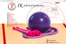 Contest Entry #40 for Website Design for ik gymnastics LLC