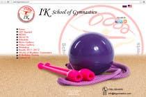 Contest Entry #41 for Website Design for ik gymnastics LLC
