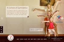 Contest Entry #4 for Website Design for ik gymnastics LLC
