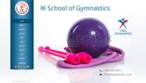Contest Entry #25 for Website Design for ik gymnastics LLC